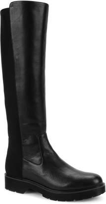 Calvin Klein Round-Toe Knee-High Boots