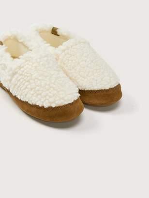 Acorn Moccasin Berber Slippers