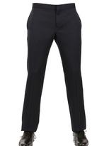 Burberry 19cm Ottoman Wool Skinny Tuxedo Trousers