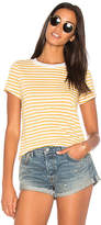 Stateside Mustard Stripe Top