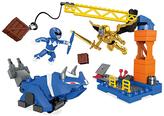 Mattel Mega Construx Power Rangers Blue Battle Play Set