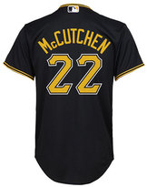 Majestic Boys' Andrew McCutchen Pittsburgh Pirates Replica Jersey