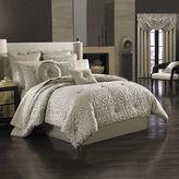 JCPenney QUEEN STREET Queen Street Antonia 4-pc. Jacquard Comforter Set