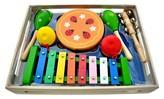 Schoenhut Band-in-a-Box Play Set