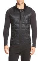 Smartwool Men's 'Corbet 120' Quilted Zip Front Vest