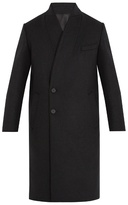 Wooyoungmi Double-breasted wool-blend coat