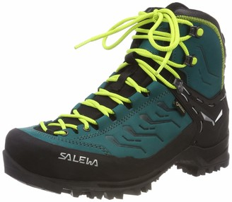 Salewa WS Rapace Gore-TEX Trekking & hiking boots Women's Green (Shaded Spruce/Sulphur Spring) 4.5 UK