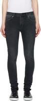 BLK DNM Grey 25 Jeans