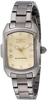 Invicta Women's 17777 Lupah Analog Display Japanese Quartz Grey Watch