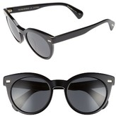 Oliver Peoples Women's Dore 51Mm Gradient Sunglasses - Black