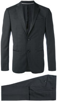 Z Zegna formal suit - men - Cupro/Wool - 46