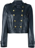 RED Valentino short leather Jacket