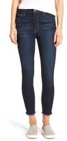 Women's Parker Smith Bombshell Raw Hem Stretch Skinny Jeans