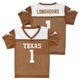 NCAA Texas Longhorns Toddler Jersey