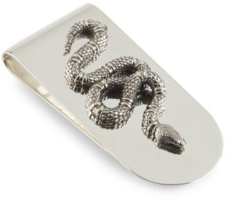 Gucci Serpent Money Clip
