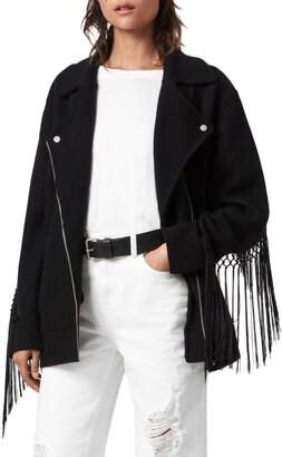 AllSaints Robyn Biker Jacket