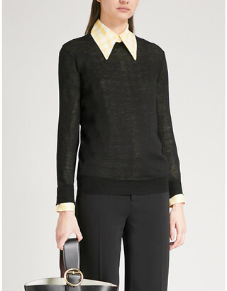 Joseph Ribbed-knit cashmere jumper