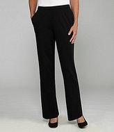 Allison Daley Petite San Remo Knit Pull-On Pants