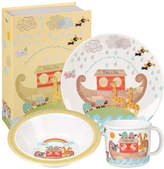 Ark Little Rhymes Noah's 3 Piece Melamine Breakfast Set - Multi