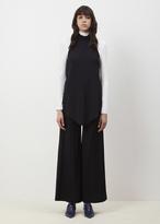 Proenza Schouler black turtleneck swing top