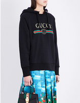 Gucci Blind For Love cotton-jersey hoody