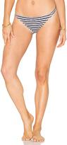 Motel Hera Bikini Bottom in Black & White. - size L (also in S,XS)