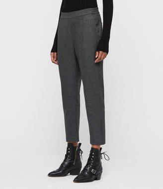 AllSaints Anneka Check Trouser