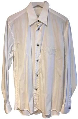 Gianfranco Ferre White Cotton Top for Women