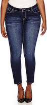YMI Jeanswear Wanna Betta Butt Skinny Jeans - Juniors Plus