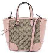 Gucci Womens Handbag Gg Ssima Pink.