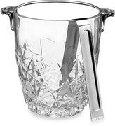 Bormioli Dedalo Ice Bucket with Tongs