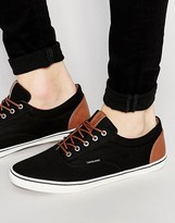 Jack and Jones Vision Canvas Sneaker