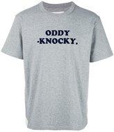 Sacai Oddy Knocky T-shirt