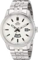 Orient Men's 'Ranger' Japanese Automatic Stainless Steel Casual Watch, Color:Silver-Toned (Model: SEM7N002WH)