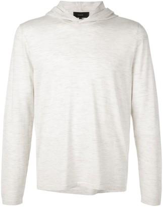 Vince plain hoodie