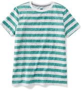Old Navy Softest Crew-Neck Striped Tee for Boys