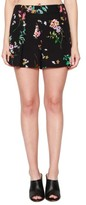 Willow & Clay Women's Floral Print Sailor Shorts