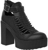 Women's T.U.K. Original Footwear A9043L Huarache Yuni Platform