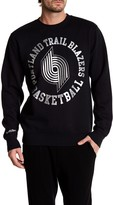Mitchell & Ness NBA Trail Blazers Crew Neck Pullover