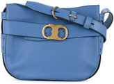 Tory Burch hobo crossbody bag - women - Calf Leather - One Size