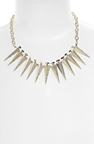 BP. Rhinestone Spike Necklace