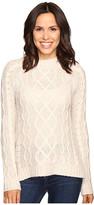 Olive + Oak Olive & Oak Long Sleeve Mock Neck Sweater Top