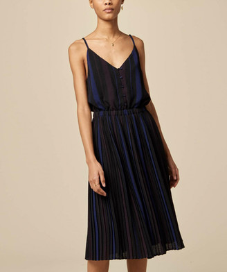 Sessun Aurostripes Lisbon Dress - S