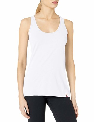 Champion Women's Authentic Originals Triblend Jersey Swing Tank Top