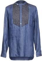 Pierre Balmain Denim shirts