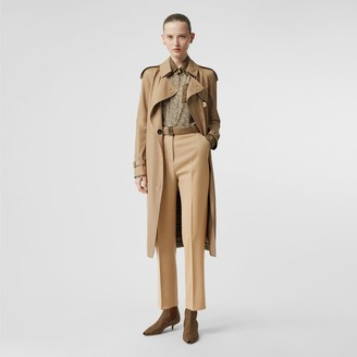 Burberry Wool Tailored Trousers