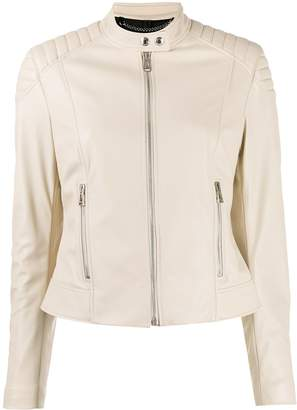 Belstaff Mollison slim-fit biker jacket