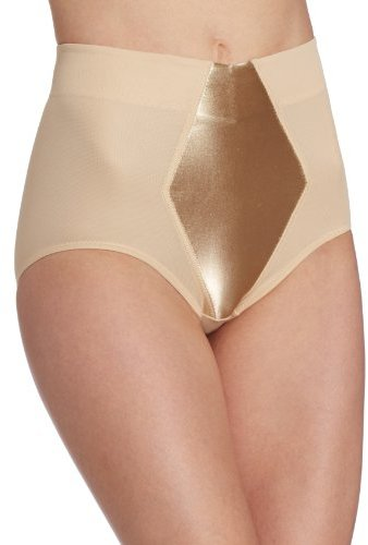 Flexees Women's Easy Up Brief