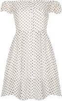 Cutie Dotted Dress