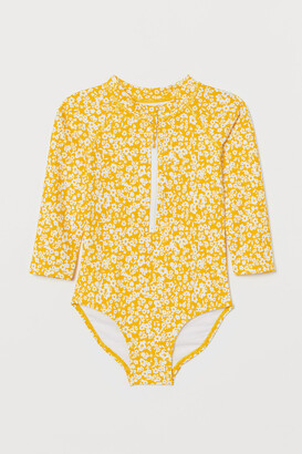 H&M Patterned Swimsuit